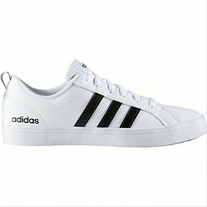 NWT Adidas VS Pace White Basketball Sneaker 8.5 9